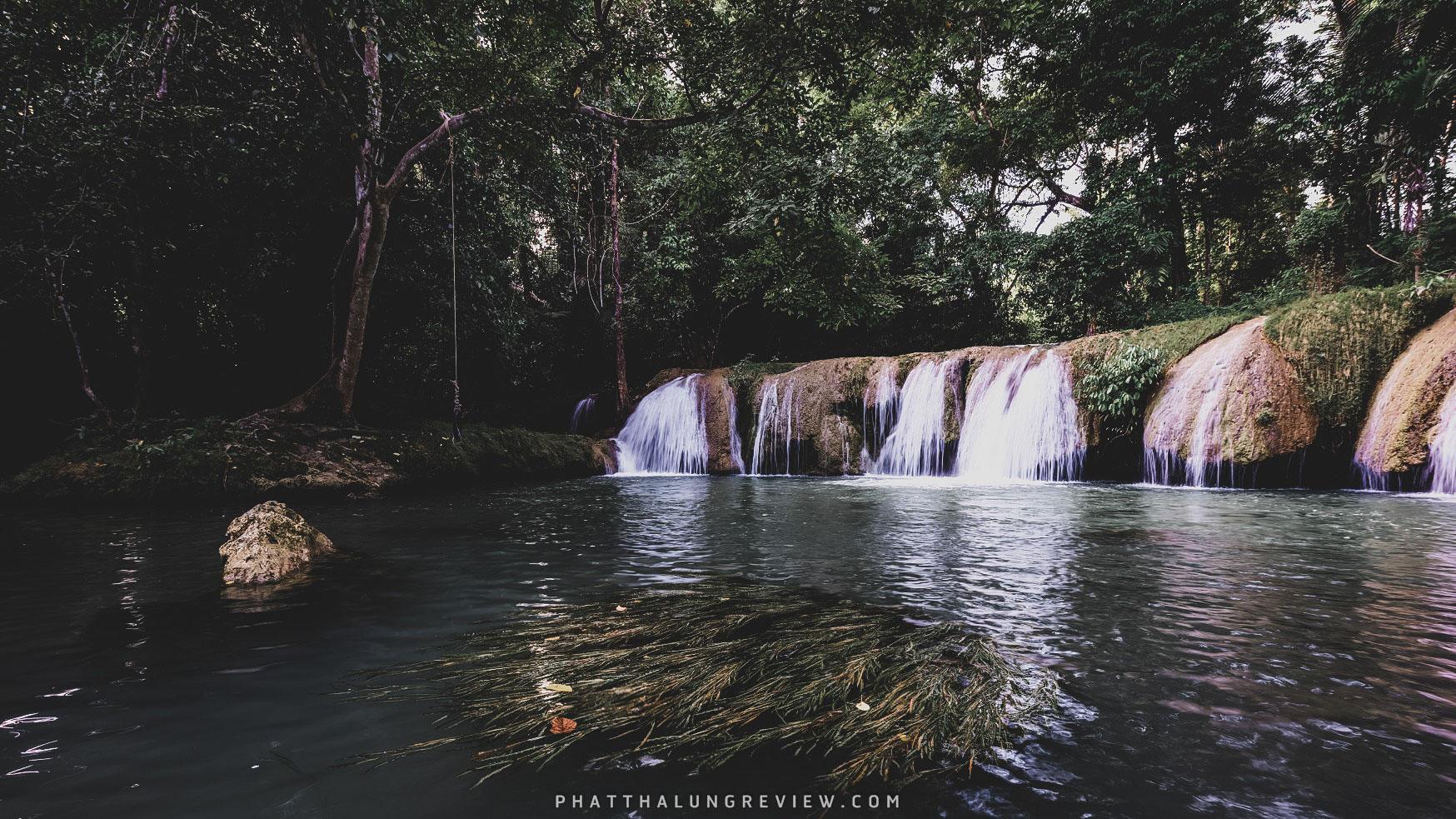 น้ำตกหนานสวรรค์ สุดยอดน้ำใสสีฟ้า ติดเขตแดน พัทลุง - นครศรีธรรมราชพัทลุง,ที่เที่ยว,จุดเช็คอิน,คาเฟ่,ของกิน,ที่พัก,รีสอร์ท